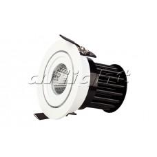 Светодиодный светильник LTD-95WH 9W 45deg (9Вт,d109x116мм,3000К/4000К/5000К,Белый)