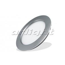 Светильник MD150-7W (7Вт,d149x16мм,6000К,серебристый).