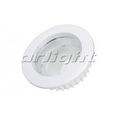 Светодиодный светильник MD-130MP-12W (12Вт,d130x60мм,3000К/6000К,белый).