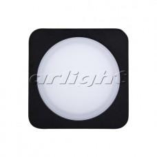 Светодиодная панель LTD-80x80SOL-BK-5W Day White (5Вт,80x80x40мм,3000К/4000К,черный).