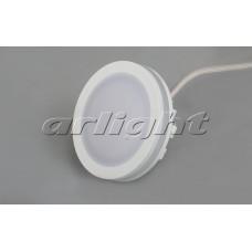 Светодиодная панель LTD-85SOL-5W (5Вт,d80x40мм,3000К/4000К/6000К,белый).
