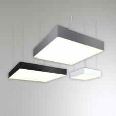 Светильник RVE-LBX-BOX-400-P (квадрат 400x400x100мм 25Вт белый )