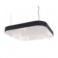 RVE-LBX-CUADRO-400-P (квадрат закругл. 400x400x100мм 24Вт белый) светильник