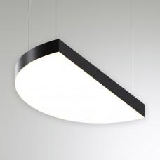 RVE-LBX-TACO-400-P (полукруг 400x200x100мм 10Вт белый ) светильник