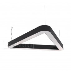 RVE-LBX-HOLE-TRINITY-400-P (треугл. закругл. 400x356x100мм S80мм 24Вт белый) светильник