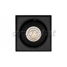 Светильник SP-CUBUS-S100x100BK-11W (11Вт,100x100x135мм,3000К/4000К/5000К,чёрный).