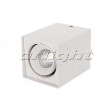 Светильник SP-CUBUS-S100x100WH-11W (11Вт,100x100x135мм,3000К/4000К/5000К,белый).
