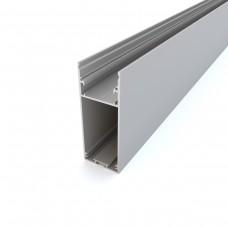 Профиль RVE-PROF_35x90 алюминиевый светотехнический, 1 п.м.