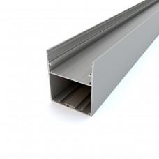 Профиль RVE-PROF_60x70 алюминиевый светотехнический, 1 п.м.