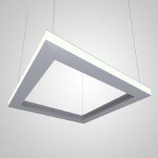 RVE-PLS5070-OUT-BOX-289-P (квадрат наружу 289x289мм сег. 289мм 50x70мм 24Вт) светильник