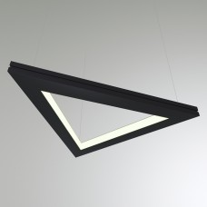 Светильник RVE-PLS5070-IN-TRIO-618-P (треугольник вовнутрь 618x537мм сег. 618мм 50x70мм 36Вт)