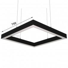 RVE-PLS5070-BOX-749-P (квадрат 749x749мм сег. 749мм 50x70мм 72Вт) светильник