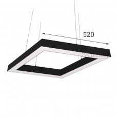 RVE-PLS5070-RECODO-900-P (ромб 900x520мм сег. 520мм 50x70мм 48Вт) светильник