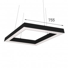 RVE-PLS5070-RECODO-1307-P (ромб 1307x755мм сег. 755мм 50x70мм 72Вт) светильник