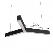 RVE-PLS5070-TRINITY-3280-P (3x крест 3280x2840мм сег. 1879мм 50x70мм 144Вт) светильник