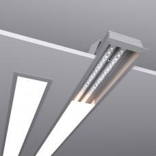 Встраиваемый профильный led светильник RVE-PLS8832-2010-V