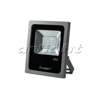 Светодиодный прожектор AR-FLG-FLAT-20W-220V-color