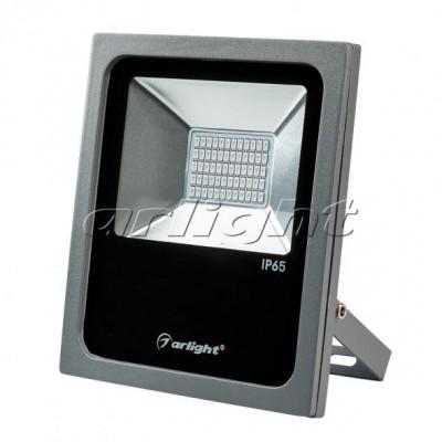 Светодиодный прожектор AR-FLAT-30W-220V-color