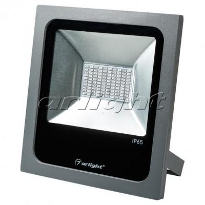 Светодиодный прожектор AR-FLAT-50W-220V-color
