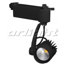 Светодиодный трековый светильник LGD-546BK 9W 24deg (9Вт,d150x160x80мм,3000К/4000К/5000К,Чёрный)