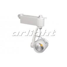 Светодиодный трековый светильник LGD-546WH 9W (9Вт,d150x160x80мм,3000К/4000К/5000К,Белый).