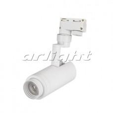 Светодиодный трековый светильник LGD-ZEUS-2TR-R67-10W 20-60 deg WH (10Вт,d67x180x155мм,3000К/4000К/6000К,Белый).