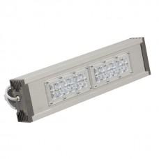 Уличный консольный светодиодный светильник RVE-SLP124-90DG (КСС Ш)