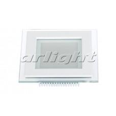 Светодиодная панель LT-S96x96WH 6W (6Вт,96x96x40мм,3000К/4500К/6000К,белый).