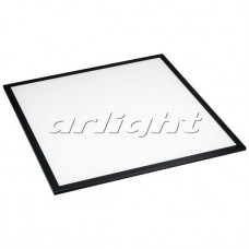 Панель IM-600x600BK-40W (40Вт,595x595x10мм,3000К/6000К,чёрный)