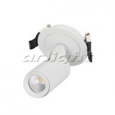 Светильник LGD-LUMOS-R35-5W (5Вт,70xd35x60мм,3000К/4000К/6000К,белый).