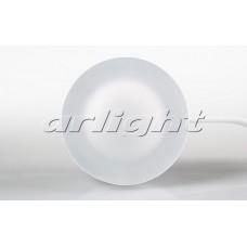 Светильник LTD-80R-Opal-Roll 5W (5Вт,d80x45мм,3000К/4000К/6000К,белый).