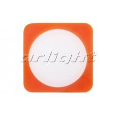 Светодиодная панель LTD-95x95SOL-R-10W (10Вт,95x95x40мм,3000К/4000К,оранжевый).
